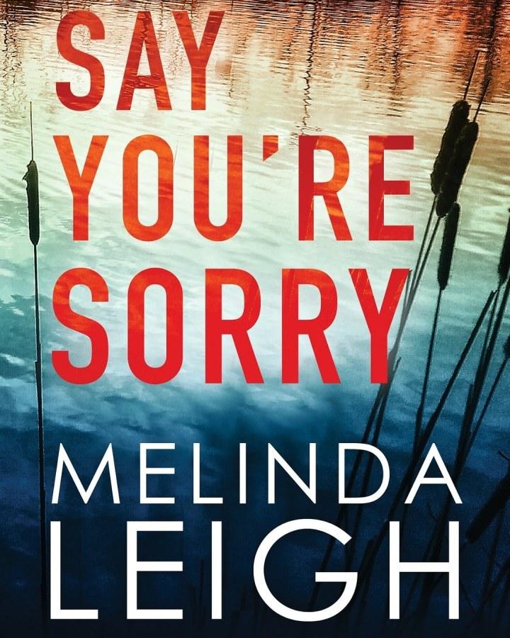 Say You're Sorry – Melinda Leigh( Book#1 Morgan Dane Series)(#BookReview)