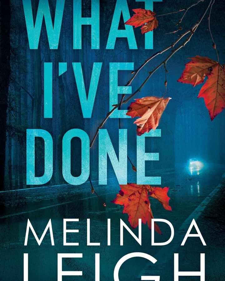 What I've Done -Melinda Leigh (Morgan Dane Series Book #4) #BookReview