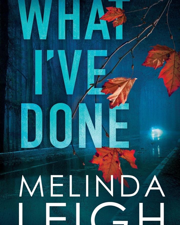 What I've Done -Melinda Leigh (Morgan Dane Series Book #4)#BookReview
