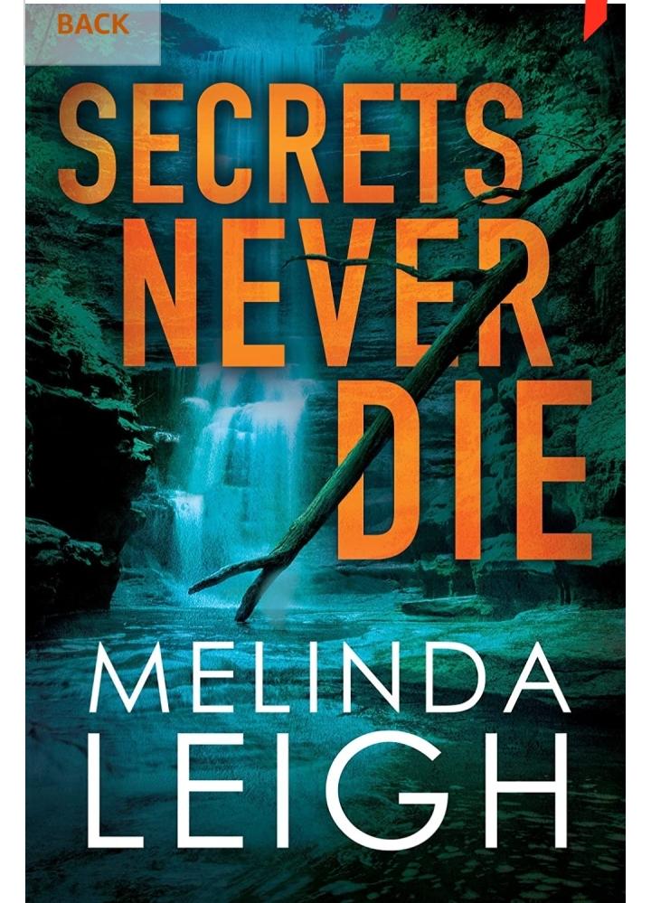 Secrets Never Die-Melinda Leigh (Morgan Dane Series Book#5)#BookReview