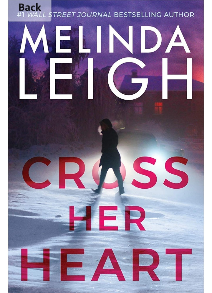 Cross Her Heart- Melinda Leigh #BookReview