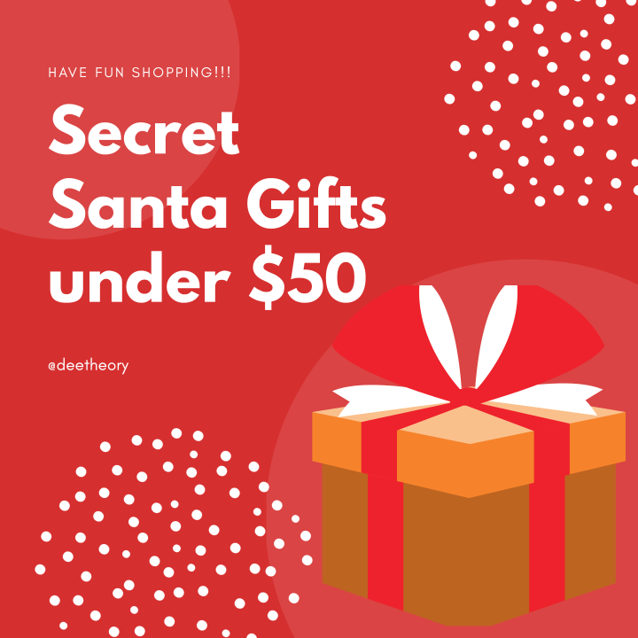 Secret Santa Gifts – #Blogmas Day 10 &11