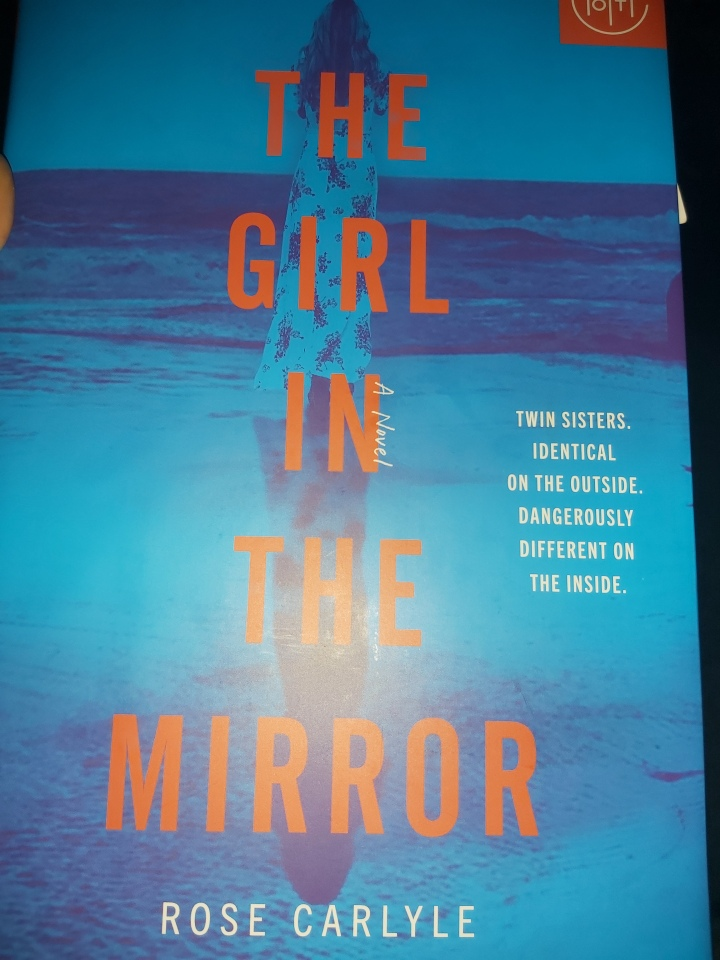 The Girl in the Mirror-Rose Carlyle #BookReview