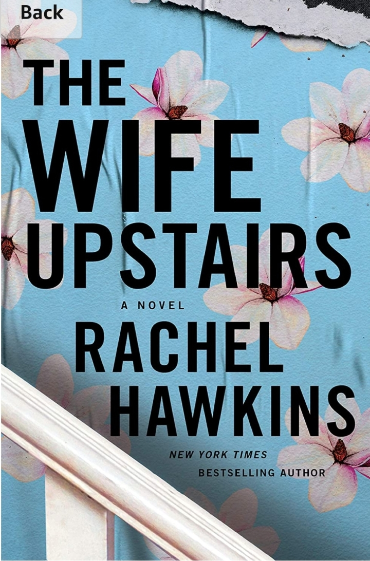 The Wife Upstairs #BookReview