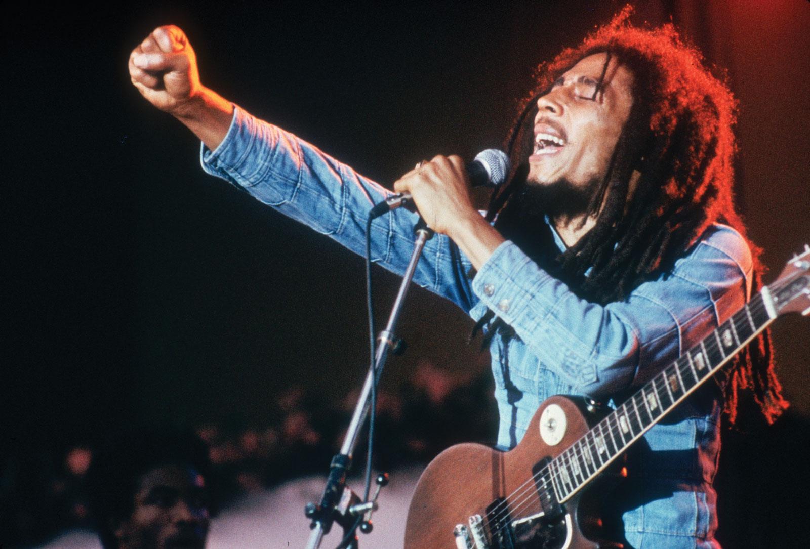 Happy Birthday to the King of Reggae – Bob Marley